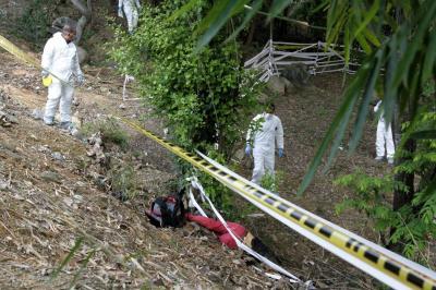 Investigan la muerte de un hombre hallado en un barranco de Floridablanca