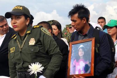 Hoy, un año del atroz crimen de Yuliana