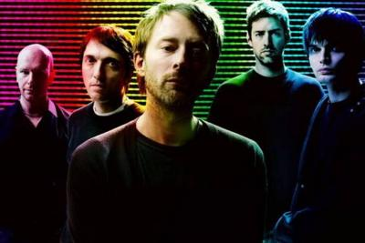 Preventa para el concierto de Radiohead