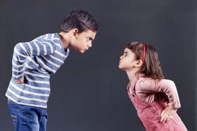 Permita que sus hijos resuelvan los problemas