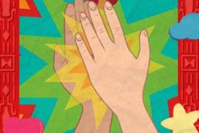 Ahora en Facebook se puede abrazar y 'chocar las cinco' con los amigos