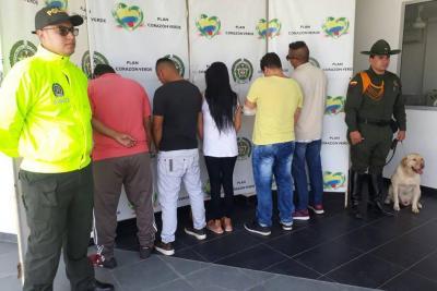 En Santander cayó 'Drácula', jefe del microtráfico