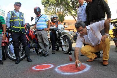 Peatones y conductores en Bucaramanga:  ¡No más puntos rojos!