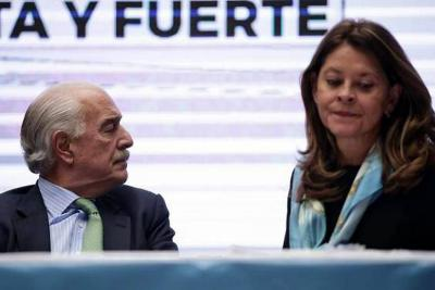 Pastrana anuncia a Marta Lucía Ramírez como candidata para coalición con uribismo