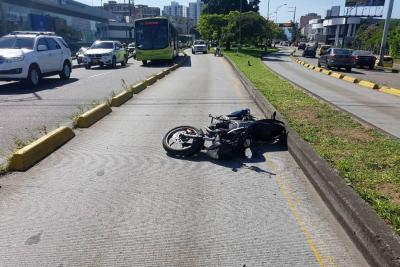 Murió adulto mayor arrollado por una moto en Bucaramanga