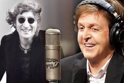 Paul McCartney echa de menos su 'rivalidad' con John Lennon