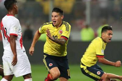 Colombia confirmó que se enfrentará a Francia en marzo