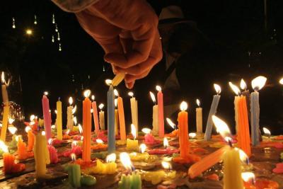 No hubo quemados con pólvora en la noche de Velitas en Bucaramanga