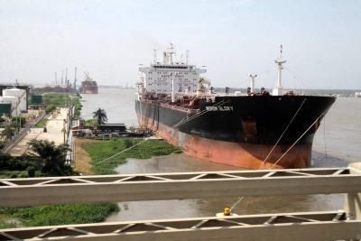Cerca de 3 millones de toneladas de carga se han movilizado por el Magdalena