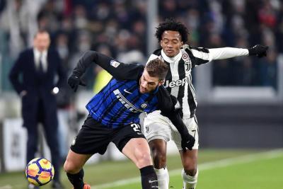 Juventus e Inter empataron 0-0 en un Derbi de Italia dominado por la táctica