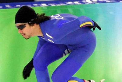 Patinador colombiano se clasificó a los olímpicos de invierno
