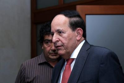 Senador Álvaro Ashton fue capturado por parapolítica