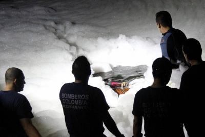 Joven murió al lanzarse a una quebrada de Bucaramanga