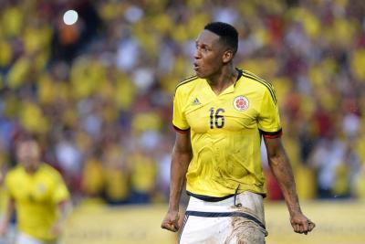 Colombiano Yerry Mina llegaría al Barcelona el próximo año