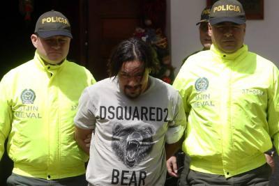 """Alias """"Tom"""" será llevado a la cárcel La Picota de Bogotá"""