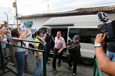Se resolvería situación judicial del exalcalde Luis Francisco Bohórquez