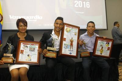 Aquí están los nominados  a Deportista del Año 2017