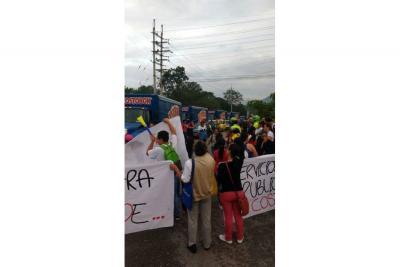 Habitantes de Guatiguará requieren más seguridad