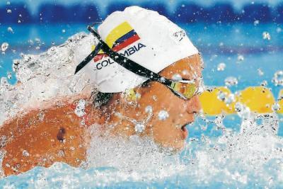 Valentina Becerra Quintanilla, tercera mejor deportista del año en Santander