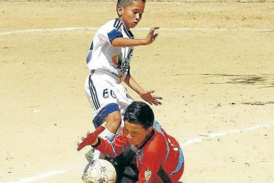 Torneo de Fútbol Infantil - Lagos III, Mejor deporte de barriada
