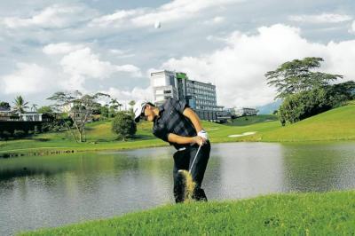 Juan Camilo Vesga Solano, Deportista Aficionado