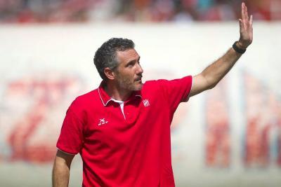 Diego Cagna es el nuevo entrenador del Atlético Bucaramanga
