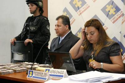 """Sin esclarecer más de 2.000 delitos, """"don Mario"""" es extraditado hacia los Estados Unidos."""