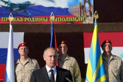 EE.UU es acusado por Rusia de entrenar a yihadistas para combatir en Siria