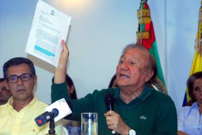 Escándalo por 'lobby' que involucraría al hijo del Alcalde de Bucaramanga en fallido contrato de basuras