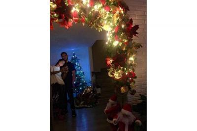 El regalo de Navidad de Carmen Villalobos