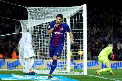 Barcelona goleó 4-0 al Dépor y llega al clásico ante Real Madrid