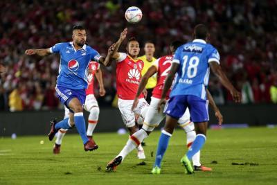 Equipos colombianos para las Copas internacionales
