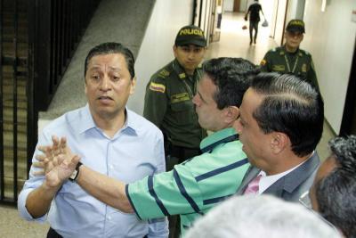 Exalcalde 'Lucho' Bohórquez insiste en que es inocente