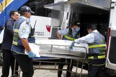 Peatón falleció tras ser arrollado por una motocicleta en el carril de Metrolínea