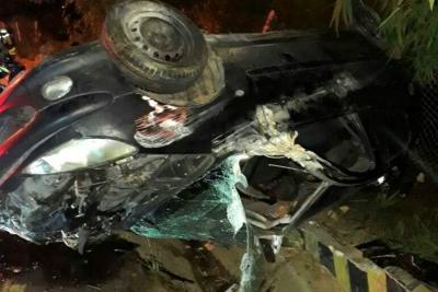 Un herido dejó accidente de tránsito en Bucaramanga