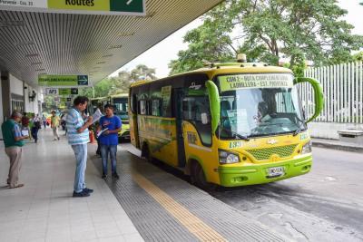 Al mes, rutas complementarias movilizarían 800 mil pasajeros