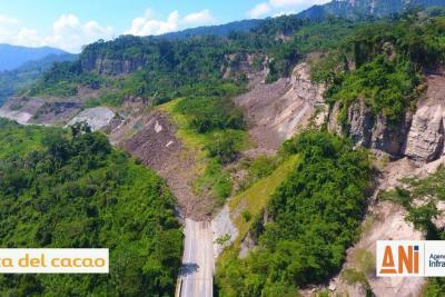Pérdidas millonarias por cierre de la vía a Barrancabermeja