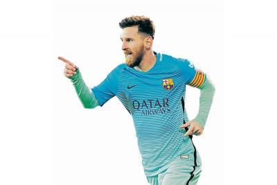 La última 'pelea' de Cristiano y Messi