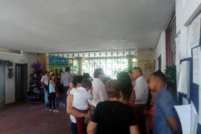 """""""No sacaremos a los vendedores ambulantes"""", dice la Alcaldía de San Gil"""