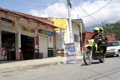 Abatido presunto delincuente en fallido atraco en el Norte de Bucaramanga