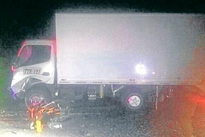 Imprudencia y sobrecupo, posibles causas de un accidente en Santander