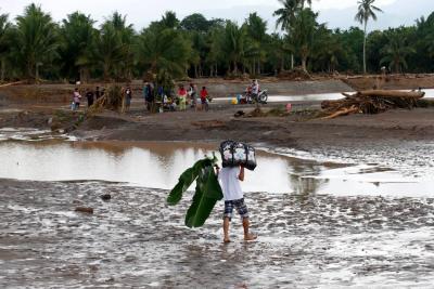 Tormenta en Filipinas ya deja 200 muertos
