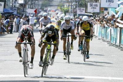 Victoria colombiana en la Vuelta a Costa Rica
