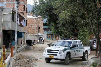Un hombre fue asesinado de tres puñaladas en una pierna en Girón