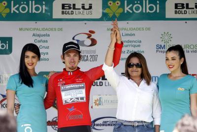 William Muñoz, campeón de las volantes
