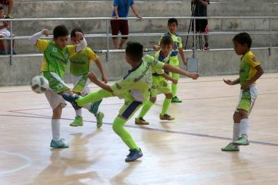 Una fecha llena de goles en  el Torneo de la Marte Futsal