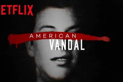 3% American Vandal 13 Reasons Why Anne with an E Riverdale Ingobernable
