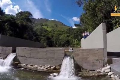 Obras del acueducto de la Cinco Mil, listas para abril
