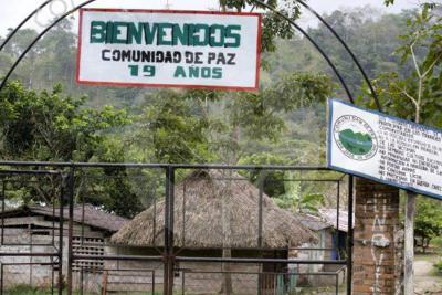 Comunidad de Paz de San José de Apartadó denuncia incursión de presuntos paramilitares