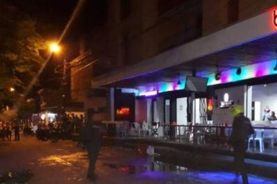 Policía tras la pista de los responsables del atentado en discoteca